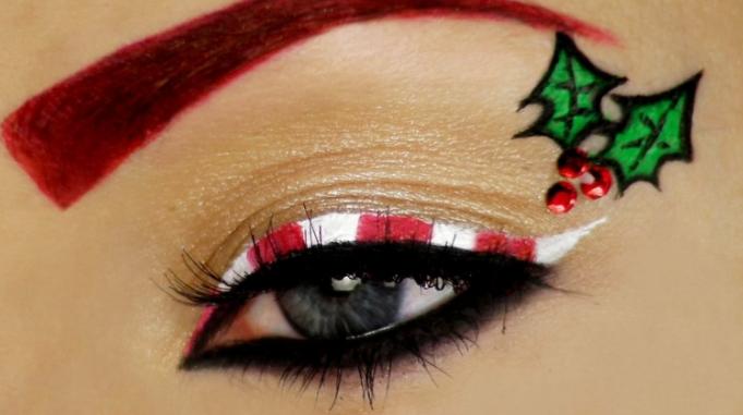 Comment se maquiller pour Noël ?