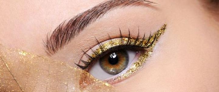 Conseils pour bien utiliser le maquillage doré pendant les fêtes de fin d'année
